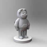 Small Steven Universe  3D Printing 83389
