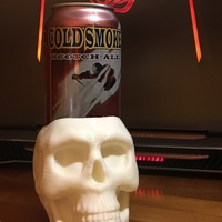 Small Dead Head Container 3D Printing 83555