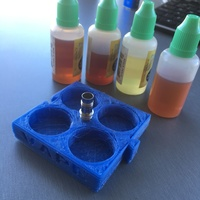 Small Vape Bottle holder 3D Printing 83832