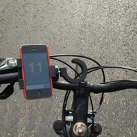 Small Universal Phone Mount for Bike, Car, and Tripod 3D Printing 84190