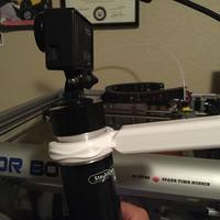 Small StayblCam Handle 3D Printing 84688