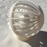 Small Ball Fan 3D Printing 84794