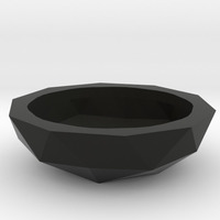 Small Plant pot or Fruit bowl  3D Printing 85069