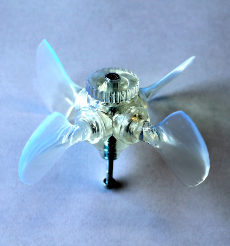 3D Printed Propeller Toy By Elliotouchterlony