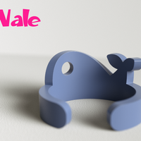 Small Wale 3D Printing 85533