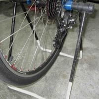 Small Bicycle Stand Extenders 3D Printing 85785