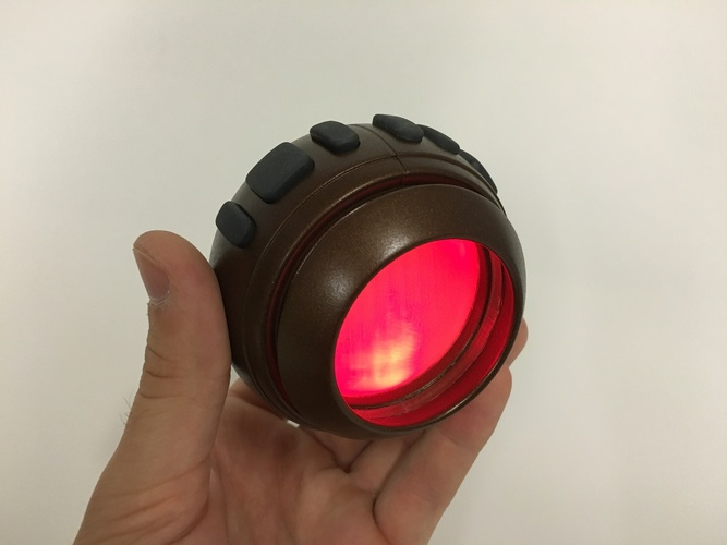 Destiny - Vex Eye 3D Print 85890