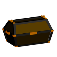 Small Chest w/ lid 3D Printing 85951