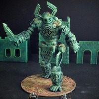 Small The Awoken (15mm scale) 3D Printing 86142
