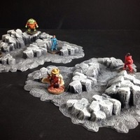 Small Rocks! (15mm scale?) 3D Printing 86311
