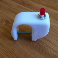 Small Bike Handlebar Button (BoosterPack Throttle) 3D Printing 86778