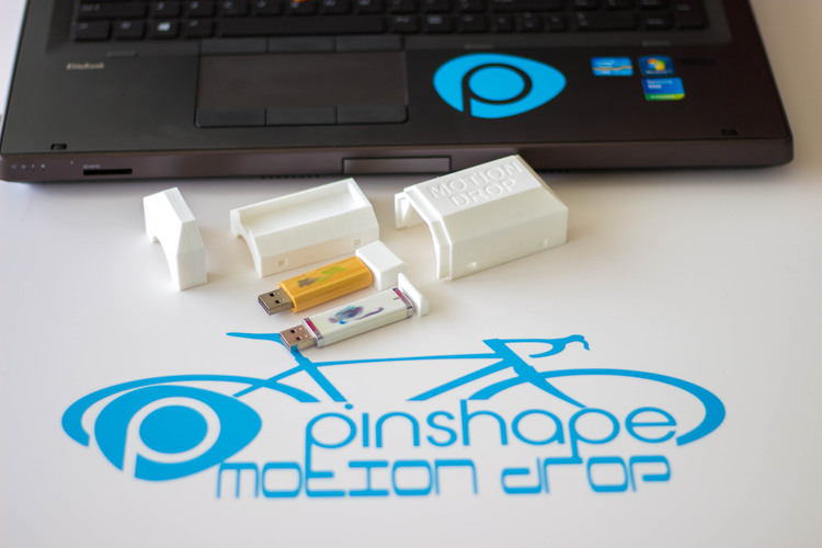 MotionDrop, the dead drop bicycle 3D Print 86880