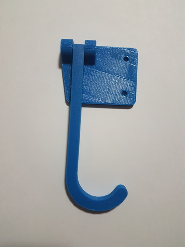 Hanging Bicycle Wall Mount 3D Print 87025