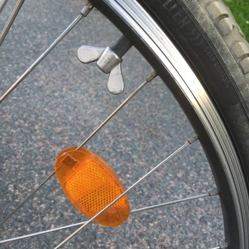 3d Printed Wingnut Bike Valve Cap By Ninjapsycho Pinshape