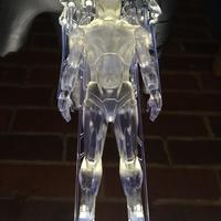 Small Iron Man Mark 6 3D Printing 87852