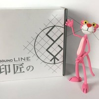 Small Pink Panther -- 86Duino 3D Printing 87995