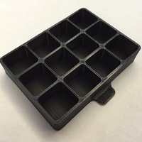 Small Parts Tray Drawers 6, 9 & 12 3D Printing 88058