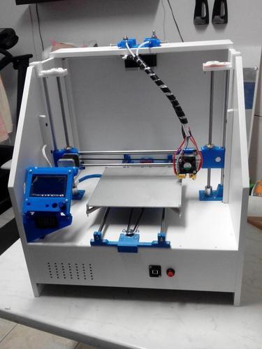 3D Printed Cartesian 3D Printer By Power Creations