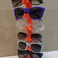 Small Expandable Sunglass Holder 3D Printing 88415