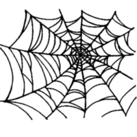 Small Spider webs (more!) 3D Printing 88870