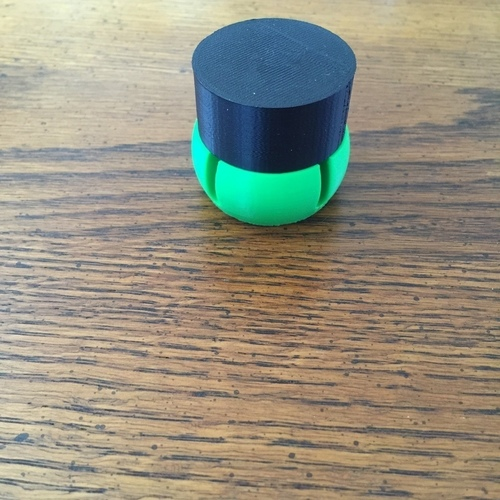 Simple Ball Joint  3D Print 88901