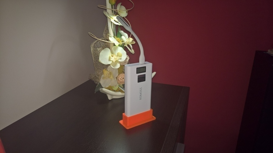 Stand - Power bank ROMOSS 20 000 mAh 3D Print 89360