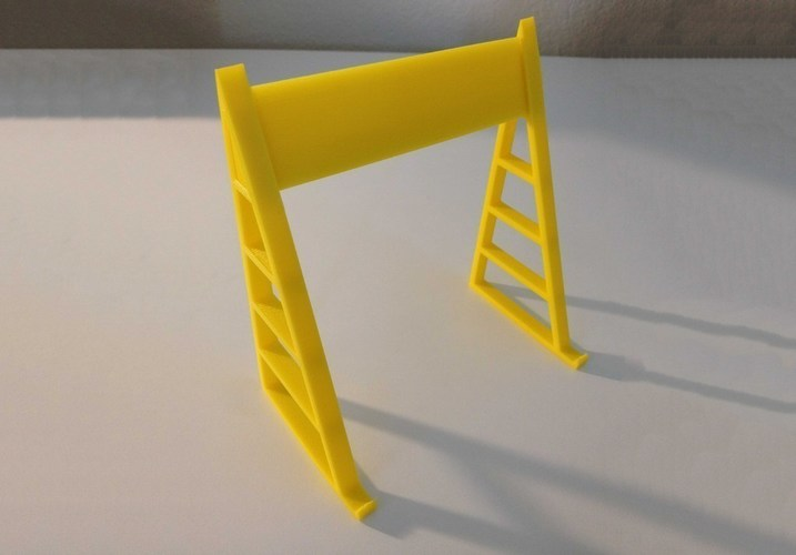 Tablet Teleprompter/Reading Stand 3D Print 89365