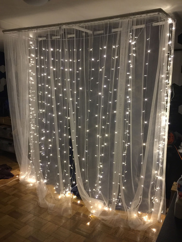 how to make a wedding backdrop with pvc pipe