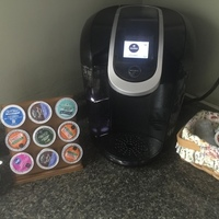 Small Keurig K-Cup Stand 3D Printing 89643