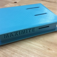 Small 3D Printed Case for Maximite Retro BASIC Computer 3D Printing 89659