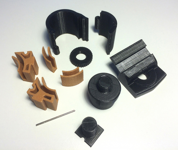 Microphone shock mount 3D Print 89751