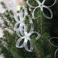 Small Christmas tree star decoration 3D Printing 89814