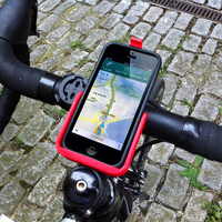 Small Iphone5 bike phone mount - remix 3D Printing 89834