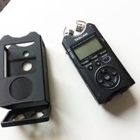 Small Tascam DR-40 Portable MP3 Recorder CASE 3D Printing 89865