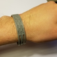 Small Flexible TPU Bracelet 3D Printing 89960