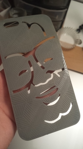 Harry Caray Iphone 6/6s case  3D Print 89967