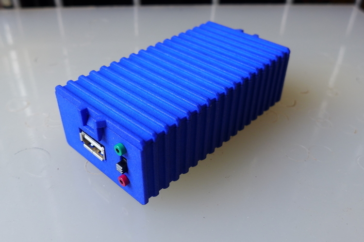 MintyBoost USB Charger Box 3D Print 90075