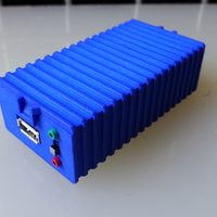 Small MintyBoost USB Charger Box 3D Printing 90075