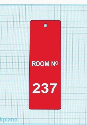 Room 237 (The Shining) 3D Print 90105