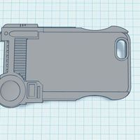 Small IPhone 6 MultiPass Case (The Fifth Element) 3D Printing 90119