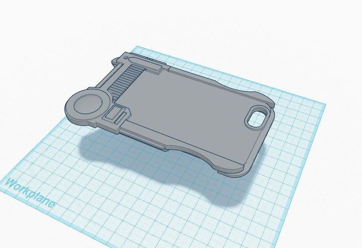 IPhone 6 MultiPass Case (The Fifth Element) 3D Print 90120