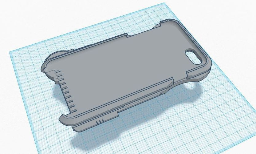 IPhone 6 MultiPass Case (The Fifth Element) 3D Print 90122