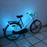 Small Bike Illumination Accessory 3D Printing 90384