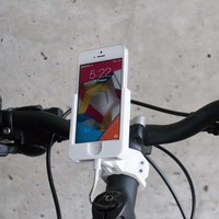 Small On-The-Go Bike Phone Charger 3D Printing 90518