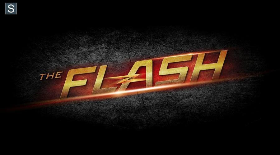 The CW Flash logo 3D Print 90587