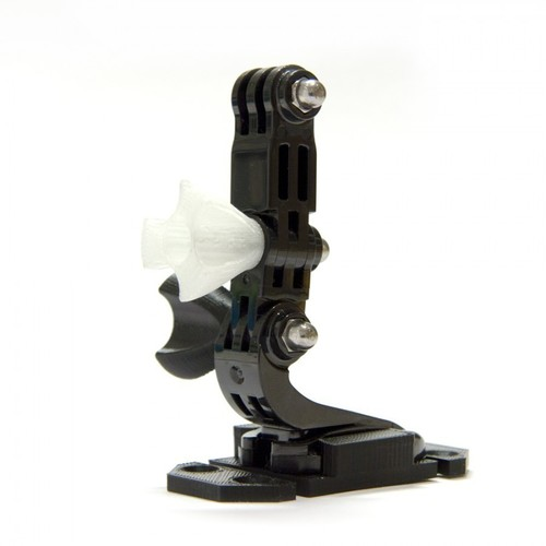 GoPro Thumbscrew (small) with SuperGrip* 3D Print 90659