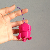 Small  Wip Robot to hang 3D Printing 90678