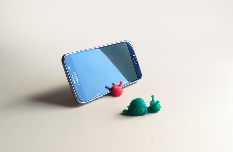 Keichain / Smartphone Stand  3D Print 90687