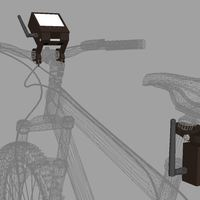 Small Rear View Bike Cam 3D Printing 90735