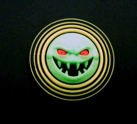 Evil Happy Face! 3D Print 90891
